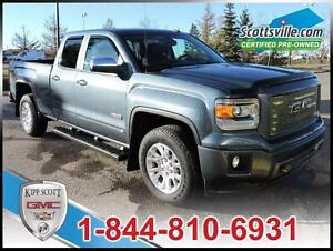2014 GMC Sierra 1500 SLE All-Terrain Pkg, Cloth, FlexFuel, Clean