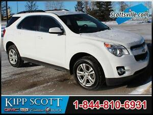 2013 Chevrolet Equinox LT AWD, Heated Cloth, Remote Start