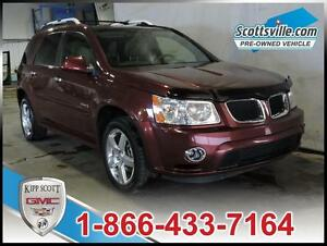 2009 Pontiac Torrent GXP, Leather, Trailering, Sunroof