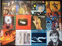 IGGY POP - ON VINYL RECORDS