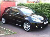 2007 RENAULT CLIO 197 SPORT FULL SERVICE HISTORY AA APPROVED CLEAN CAR ALL ROUND PERFECT DRIVE
