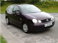 1.2 Polo Low Mileage for year