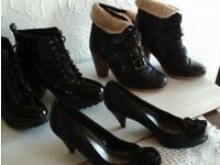 GIRLS SHOES & BOOTS Size 5