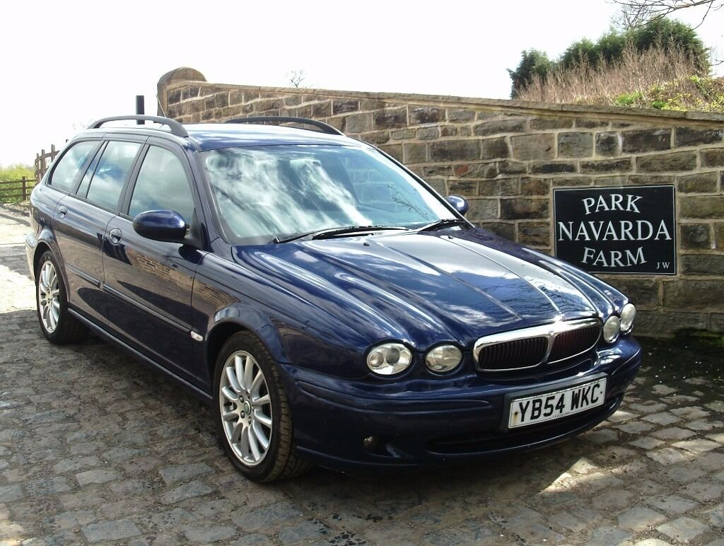 jaguar x type classic d diesel estate 2005 54 reg. Black Bedroom Furniture Sets. Home Design Ideas