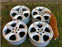 Astra H 2007 Sri 17 inch Alloy wheels