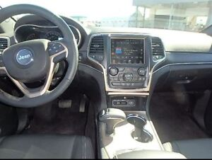 2015 Jeep Grand Cherokee Limited 4X4 * Leather * Navi * LOW KM *
