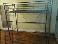 Loft Bed Silver REDUCED