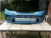 Citroen C3 Genuine Front Bumper and Grill