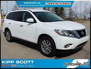 2014 Nissan Pathfinder SV 4WD, Heated Cloth, Power Liftgate