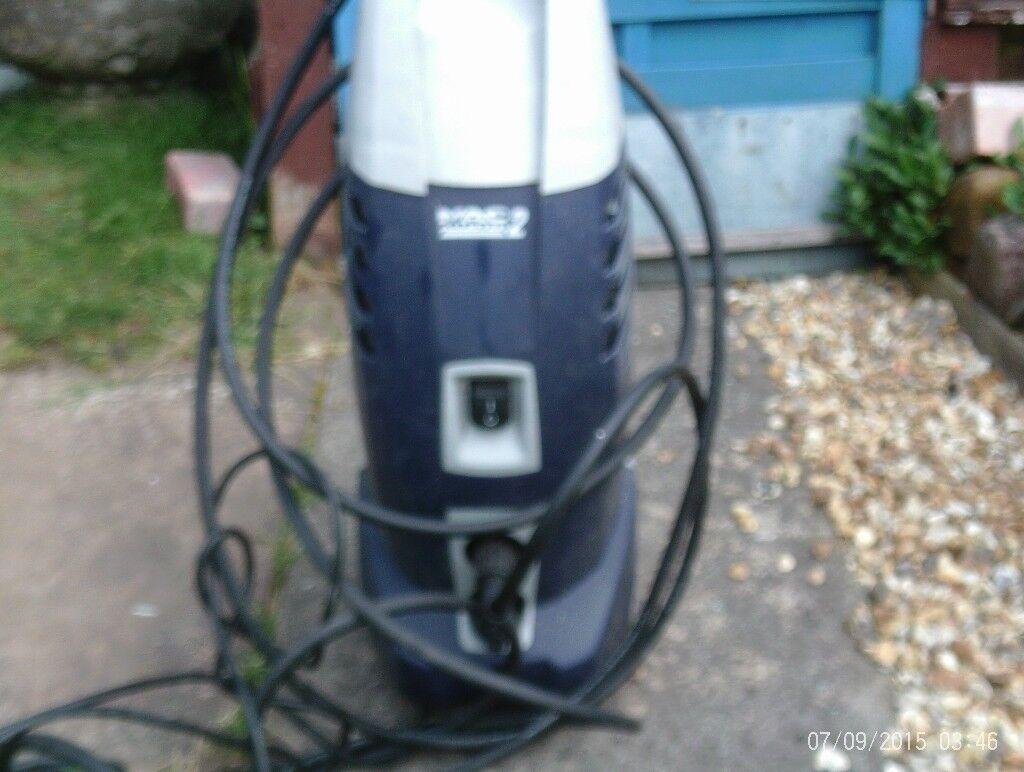 Mac Allister Pressure Washer 110bar In Brackla Bridgend Gumtree