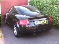 LOW MILLAGE 1 OWNER AUDI TT ONLY 57000 MILES WITH HISTORY REALLY NICE CONDTION IN AND OUT