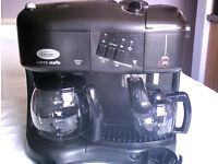 coffee making machine delonghi bco 90 caffe otello