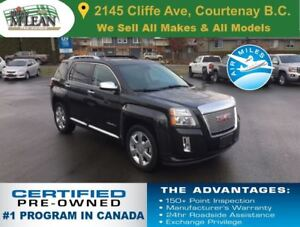 2015 GMC Terrain Denali AWD Navigation Sunroof