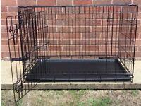Dog Cage Large - like new