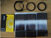Cokin ND filter set P-series (67mm and 72mm lense size)