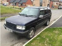 RANGE ROVER 2.5 DIESEL EXCELLENT RUNNER WITH MOT AND TOW BAR