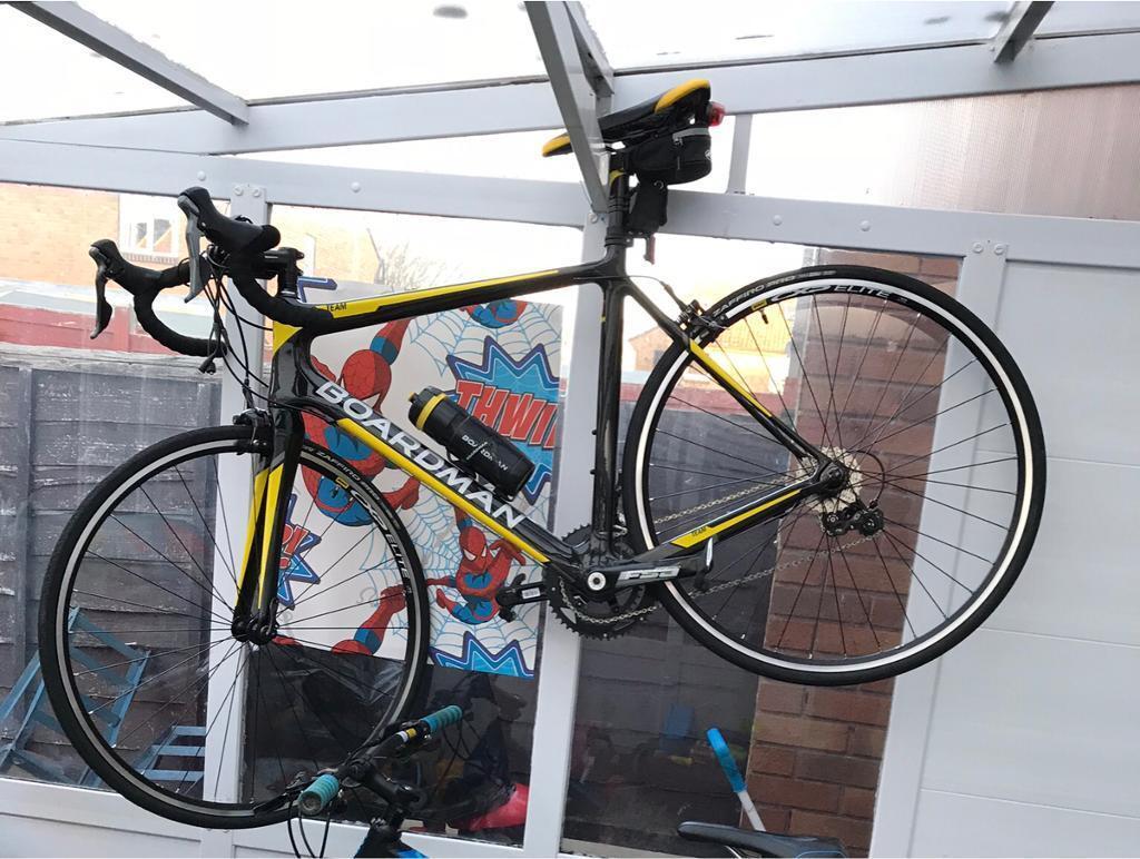 London To Brighton Cycle 2017 >> 2017 boardman team full carbon road bike 700c cycle large   in Thatcham, Berkshire   Gumtree