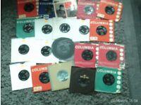 Herman's Hermits- vinyl singles collection 1960's-1970's all very good-plus