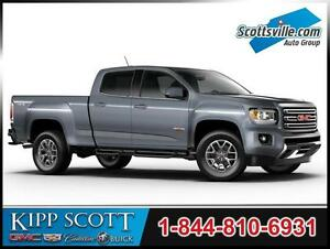 2015 GMC Canyon SLE 4WD All-Terrain Pkg, Heated Cloth, 1 Owner