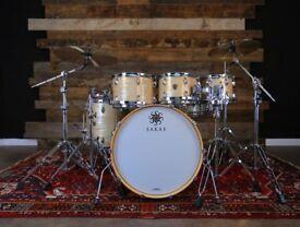 sakae trilogy drum shell pack brand new