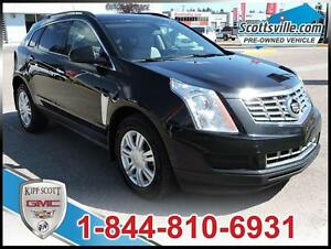 2014 Cadillac SRX Standard Collection, Heated Leather, One Owner