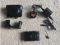 Sony DSC-RX100 Bundle incl. case and charger