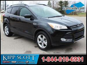 2014 Ford Escape SE 4WD, Heated Cloth, Nav, Remote Start, Clean