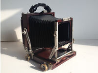 Large Format Horseman Woodman 45 5x4 camera