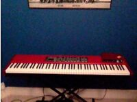 Nord 3 piano plus studio headphones £1600 ono