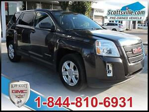 2015 GMC Terrain SLE-1 AWD, Cloth, Cruise, A/C Touchscreen Audio