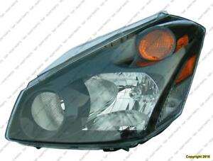 Head Lamp Driver Side High Quality Nissan QUEST 2005-2009