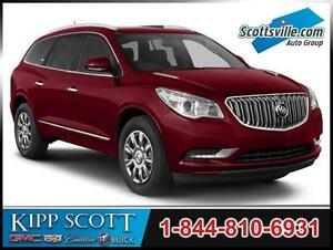 2013 Buick Enclave CXL-2 Premium, Leather, Nav, DVD, Sunroof
