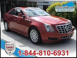 2012 Cadillac CTS 3.0L Ultra Luxury, Leather, Sunroof, AWD