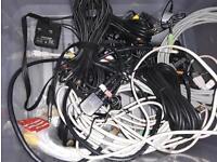 Audio cables rca hdmi usb