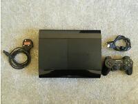 PS3 SLIM CONSOLE 500GB