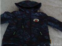 Boys Blue Gruffalo Jacket aged 2-3 years