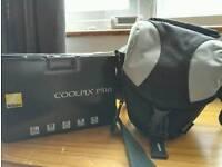 Nikon Coolpix P510 + accessories