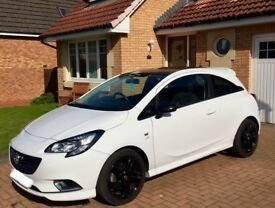 2015 - Vauxhall Corsa 1.4 Limited Edition 3dr