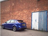 FORD FOCUS ST 225 st3 fast modified fun car leather turbo