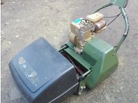 "Webb 14"" Petrol Self-Propelled Stripes Lawnmower"