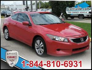 2008 Honda Accord EX-L, Leather, Sunroof, Nav, 4 Cyl, 5 Speed