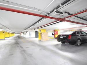 Indoor Parking, Downtown, Berri Uqam- Promotional offer