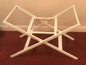 BABY BATH AND MOSES BASKET STAND