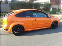 ford focus st2 high specification, many extras.