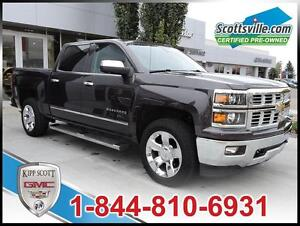 2015 Chevrolet Silverado 1500 LTZ, Sunroof, Leather, Nav, Loaded
