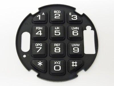 La Gard Kaba Rubber Keypad For Auditgard Series Electronic Combination Lock New