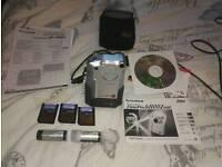 Fujifilm finepix 6800z limited edtion Porsche digital camera