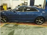 Audi A5 sline sp ed tfsi 180bhp