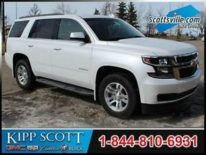 2016 Chevrolet Tahoe LT 4x4, Leather, Sunroof, Max Trailering