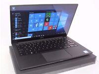 "Dell XPS 13 9350 UltraBook: 13.3"" QHD InfinityEdge Display, 256GB, Backlit-Key"